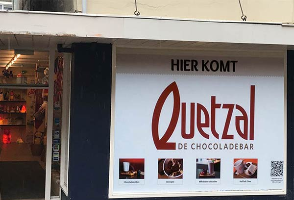 Quetzal-Arnhem, chocolatier Arnhem, Chocolate company Arnhem, Chocolate company Rotterdam, chocolate company Utrecht, chocolate company Den Haag