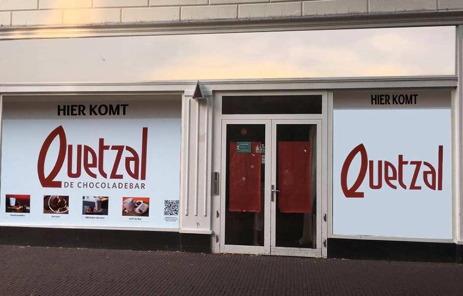 Quetzal Delft, chocoladebar Delft, bar Delft